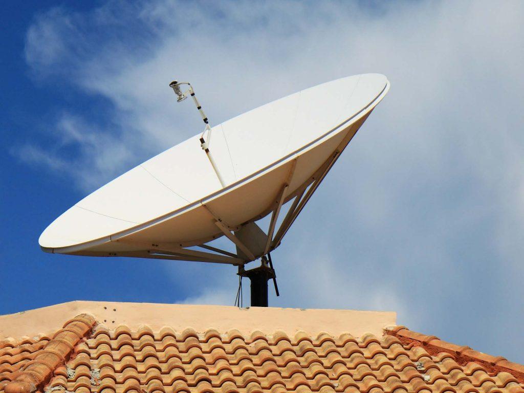 connessione satellitare